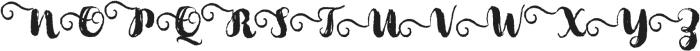 Cartina SwirlsRougen otf (400) Font UPPERCASE