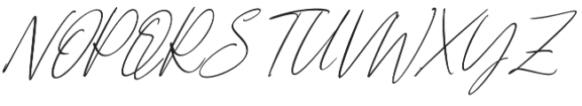 Cartines Signatures otf (400) Font UPPERCASE