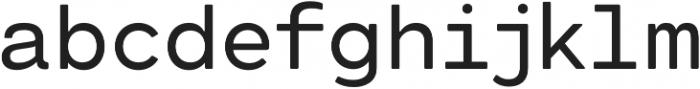 Cartograph Sans CF Medium otf (500) Font LOWERCASE