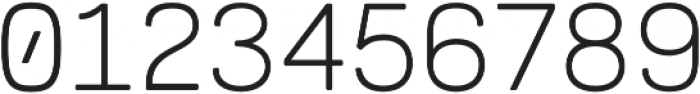 Cartograph Sans CF Thin otf (100) Font OTHER CHARS