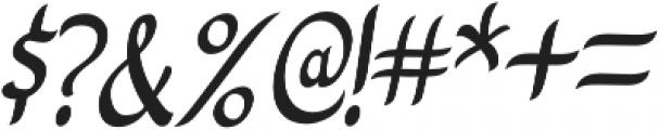 Caryn Regular otf (400) Font OTHER CHARS