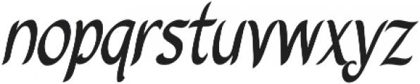 Caryn Regular otf (400) Font LOWERCASE