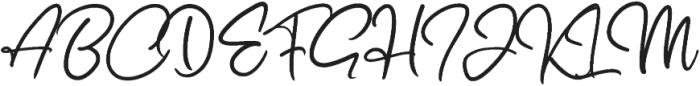 Casella otf (400) Font UPPERCASE