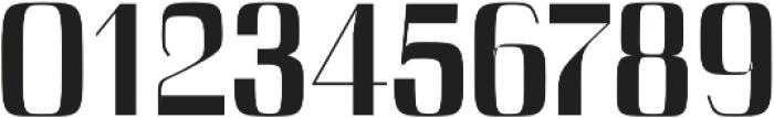 Cason ExtraBold otf (700) Font OTHER CHARS