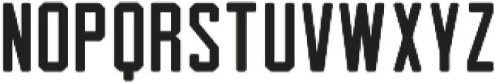 Cast Iron Bold Rounded otf (700) Font UPPERCASE