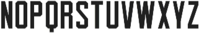 Cast Iron Bold otf (700) Font LOWERCASE