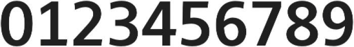 Cast otf (700) Font OTHER CHARS
