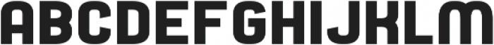 Castforce otf (400) Font LOWERCASE