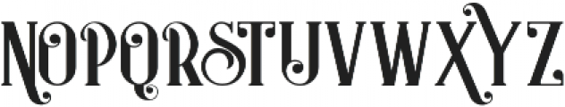 Castile Regular otf (400) Font LOWERCASE