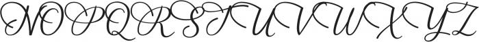 Castle Combe otf (400) Font UPPERCASE