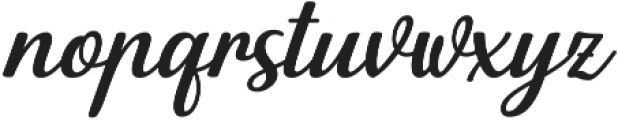 Castle Combe otf (400) Font LOWERCASE