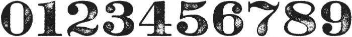 Caston Inked ttf (300) Font OTHER CHARS