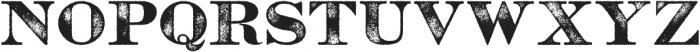 Caston Inked ttf (300) Font UPPERCASE