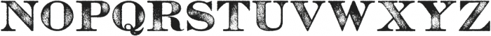 Caston Inked ttf (500) Font UPPERCASE