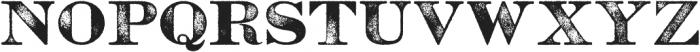 Caston Inked ttf (500) Font LOWERCASE
