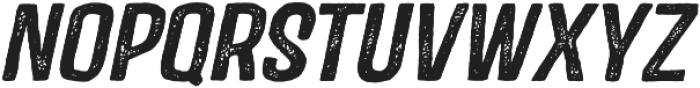 Castor One otf (400) Font UPPERCASE