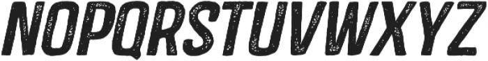 Castor One otf (400) Font LOWERCASE