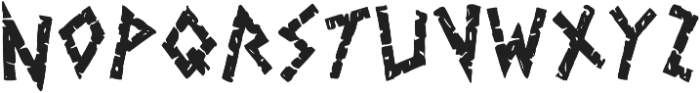 Cat Made Greek otf (400) Font LOWERCASE