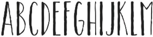 Catalina Avalon Sans Light otf (300) Font LOWERCASE