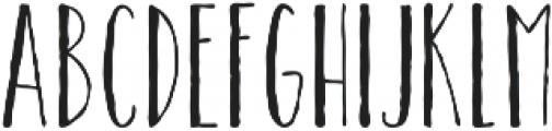 Catalina Avalon Sans Light ttf (300) Font LOWERCASE