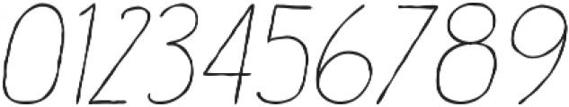 Catalina Script Light Italic ttf (300) Font OTHER CHARS