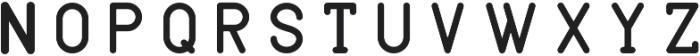 Catarg Caps Regular otf (400) Font UPPERCASE