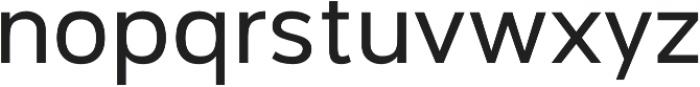 Catesque Regular otf (400) Font LOWERCASE