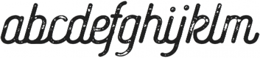Catfish Press otf (400) Font LOWERCASE
