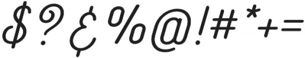 Catfish SemiBold otf (600) Font OTHER CHARS