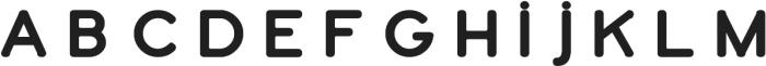 Catfish Traditional Bold otf (700) Font UPPERCASE