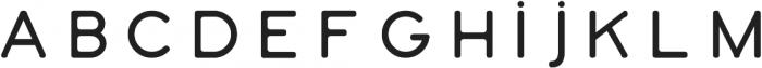 Catfish Traditional Regular otf (400) Font UPPERCASE