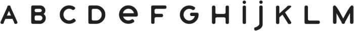 Catfish Traditional Regular otf (400) Font LOWERCASE