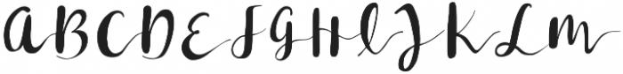 Catfish blues_update otf (400) Font UPPERCASE