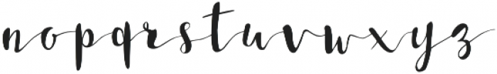 Catfish blues_update otf (400) Font LOWERCASE