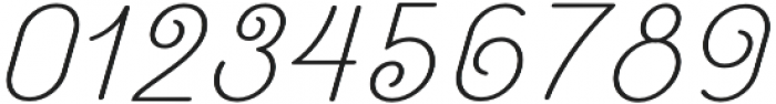 Catfish otf (400) Font OTHER CHARS
