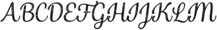 Catsy Printed otf (300) Font UPPERCASE