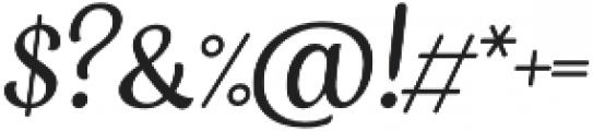 Catsy otf (300) Font OTHER CHARS