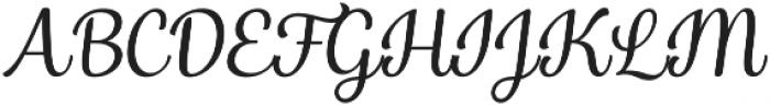 Catsy otf (300) Font UPPERCASE