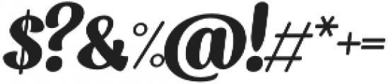 Catsy otf (900) Font OTHER CHARS