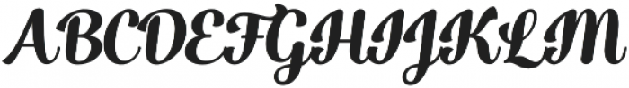 Catsy otf (900) Font UPPERCASE