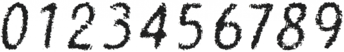 Catwing Fuzz otf (400) Font OTHER CHARS