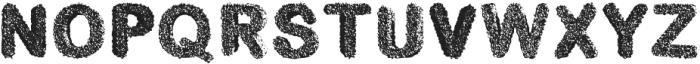 candyshop otf (400) Font UPPERCASE