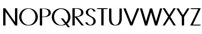 Castor Font UPPERCASE