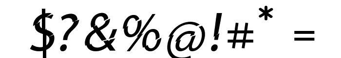 Category5 Font OTHER CHARS