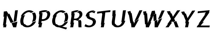 Category5Bold Font UPPERCASE