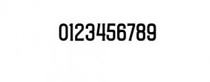 CaligorSansStamp.ttf Font OTHER CHARS