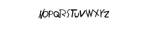 casey neistat Font LOWERCASE