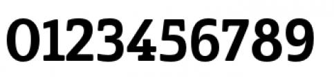 Cabrito Semi Condensed Bold Font OTHER CHARS
