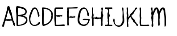 Candy Buzz BTN Regular Font UPPERCASE