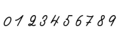 Castro Script Font OTHER CHARS